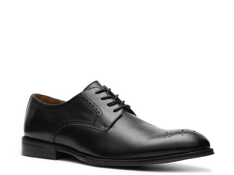 Pantofi Aston Grey - Miller Oxford - Black