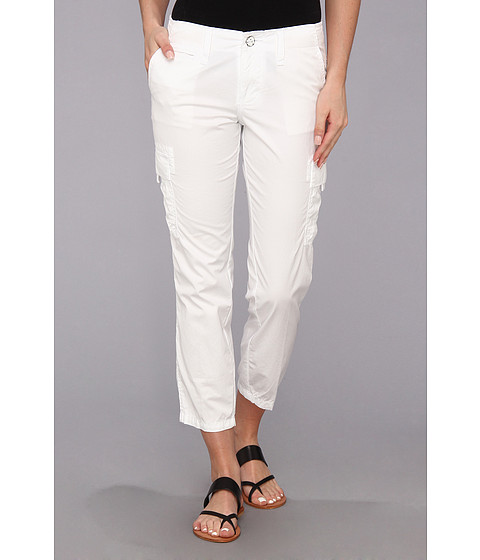 Pantaloni Sanctuary - City Sport - White