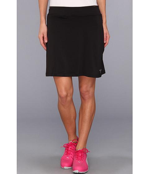 Fuste PUMA - Solid Knit Golf Skirt \14 - PUMA Black
