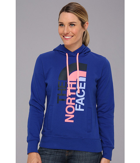 Bluze The North Face - TriVert Logo Pullover Hoodie - Marker Blue