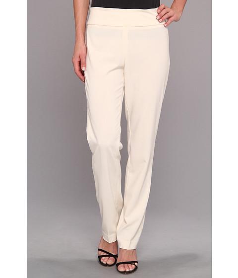 Pantaloni NIC+ZOE - Slim Drapey Pant - Sandshell