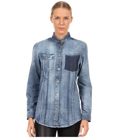 Camasi Pierre Balmain - Shirt 7M6666 - Denim Blue
