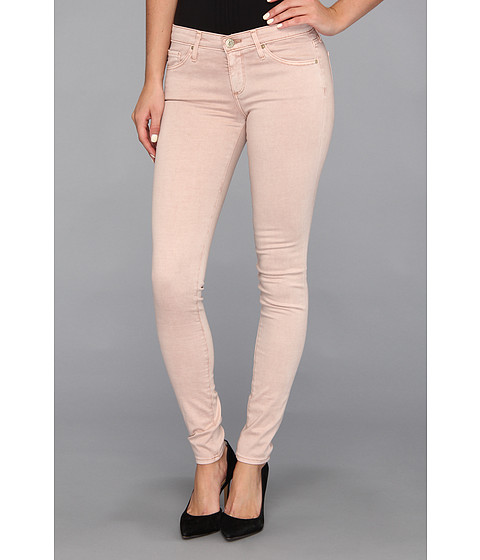 Blugi AG Adriano Goldschmied - The Absolute Legging Stretch Sateen - Pigment Blush
