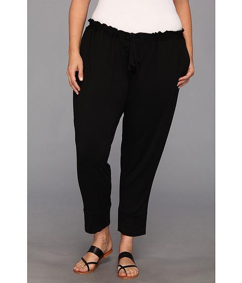 Pantaloni Rachel Pally - Plus Size Lawrence Pant White Label - Black