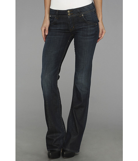 Blugi Hudson - Signature Mid-Rise Bootcut in D\Arcy - DArcy