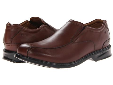 Pantofi Clarks - Colson Knoll - Brown