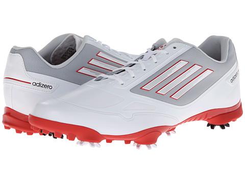 Adidasi adidas - adiZero One - Running White/Black/Collegiate Red