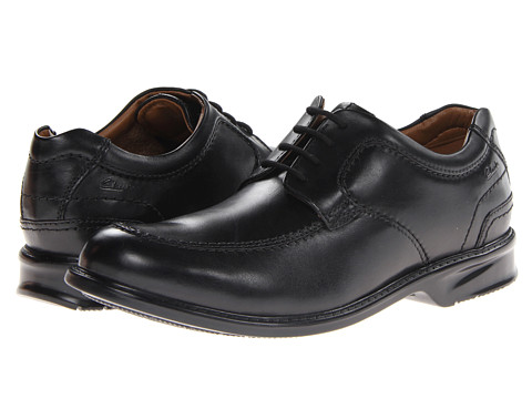 Pantofi Clarks - Colson Camp - Black