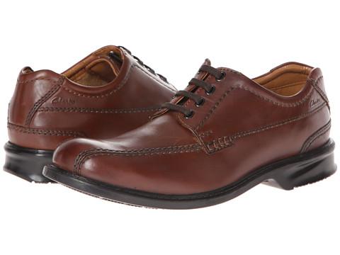 Pantofi Clarks - Colson Over - Brown