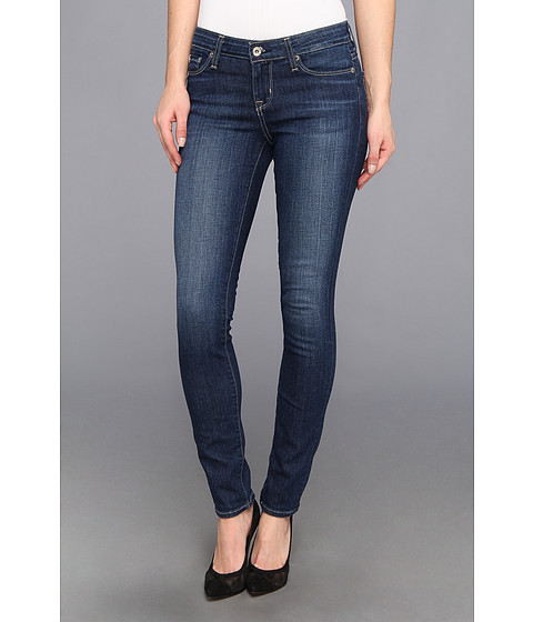 Blugi Big Star - Alex Midrise Skinny Jean in Holly Dark - Holly Dark