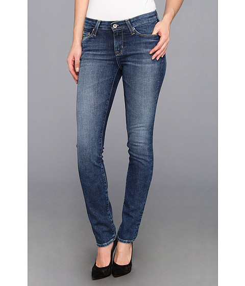 Blugi Big Star - Bridgette Slim Straight Jean in 10 Year Ocean - 10 Year Ocean