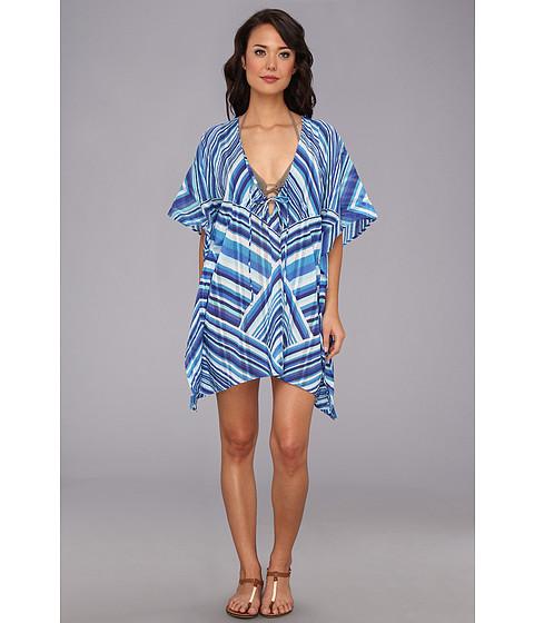 Costume de baie Echo Design - Retro Rays Tie Butterfly - Royal Blue
