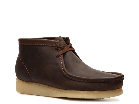 Pantofi Clarks Originals - Wallabee Boot - Brown