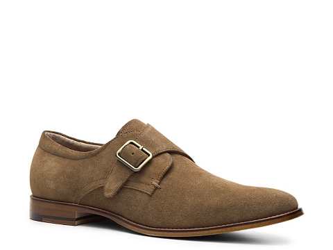 Pantofi Aston Grey - Native Monk Slip-On - Tan