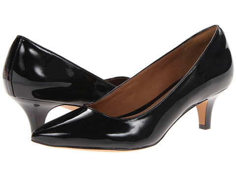 Pantofi Clarks - Sage Cooper - Black Patent