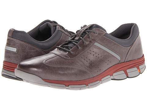 Adidasi Rockport - Rocsports Lite T-Toe - Dark Grey