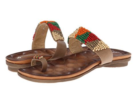 Sandale PATRIZIA - Skitter - Brown