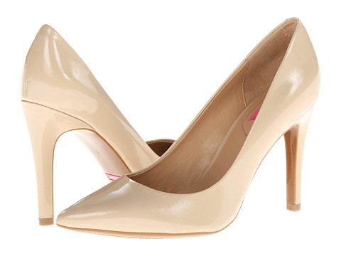 Pantofi Isaac Mizrahi New York - Lamis - Light Natural Patent