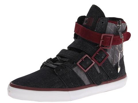 Adidasi radii Footwear - Straight Jacket VLC - Black/Denim/Burgundy