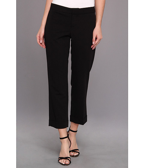Pantaloni DKNY - Suiting Ankle Cuffed Pant - Black