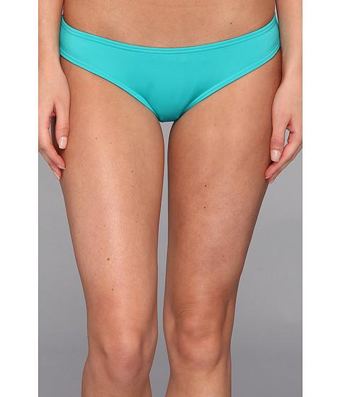 Costume de baie Volcom - Simply Solid Retro Reversible Bikini Bottom - Teal