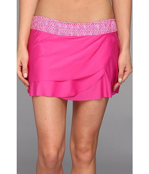 Costume de baie Athena - Ocean Park Skirted Pant - Pink