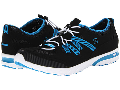 Adidasi Sperry Top-Sider - Shock Light Bungee with ASV - Black/Blue