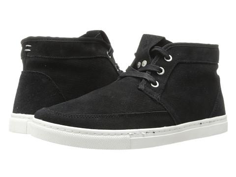 Adidasi Calvin Klein Jeans - Hamlin - Black Perf Suede