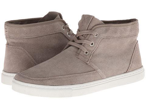 Adidasi Calvin Klein Jeans - Hamlin - Light Taupe Perf Suede