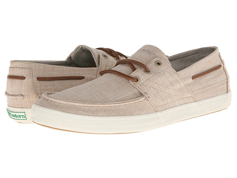 Pantofi Tretorn - Otto Linen - Oxford Tan