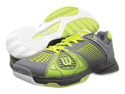 Adidasi Wilson - Rush NGX - Graphite/Green/White