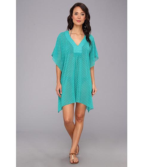 Costume de baie Echo Design - Desert Queen Dot Smocked Dress - Jade
