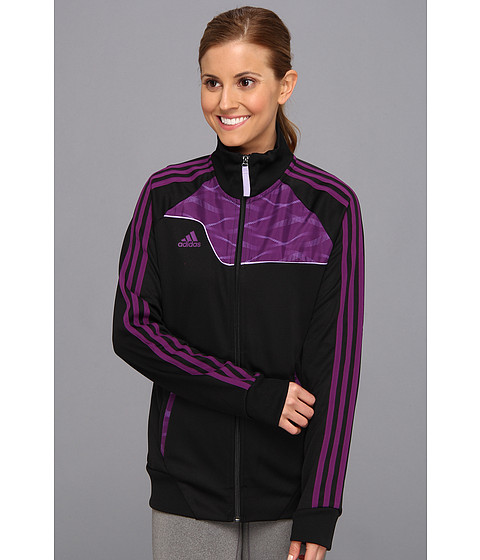 Bluze adidas - SpeedTrick Jacket - Black/Tribe Purple
