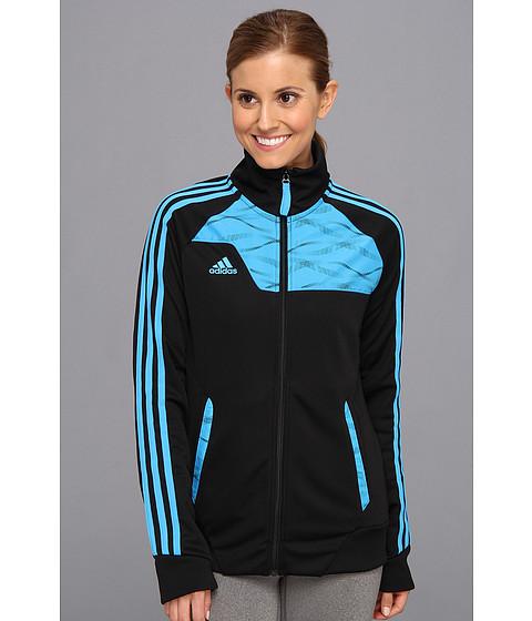Bluze adidas - SpeedTrick Jacket - Black/Solar Blue