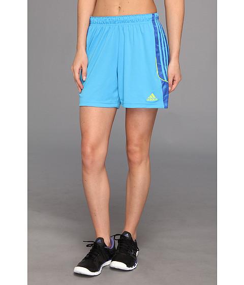 Pantaloni adidas - Squadra + Short - Solar Blue/Vivid Blue