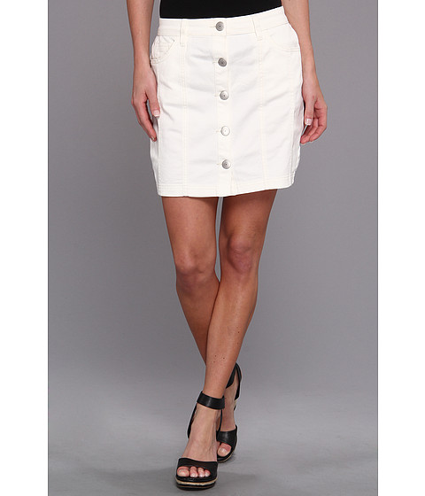Fuste BCBGeneration - Woven Twill Skirt - Off White