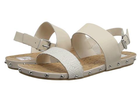 Sandale Dolce Vita - Bodhi - Bone Crackled Leather