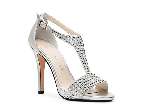 Sandale Caparros - Fantasy Sandal - Silver