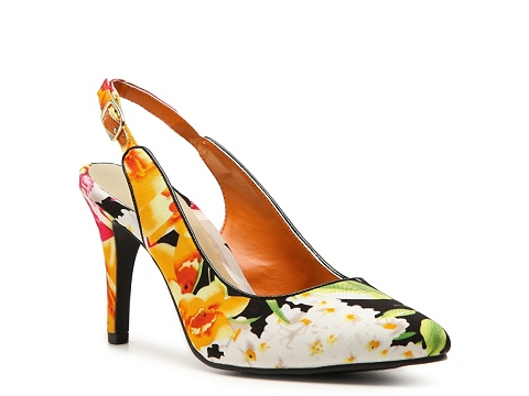 Pantofi Ann Marino - Kudos Pump - Floral