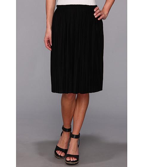 Fuste Calvin Klein - Pleated Short Skirt M4BGL017 - Black