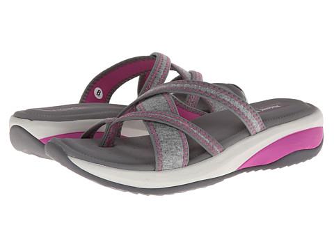 Sandale SKECHERS - Promotes-Excellence - Grey/Pink