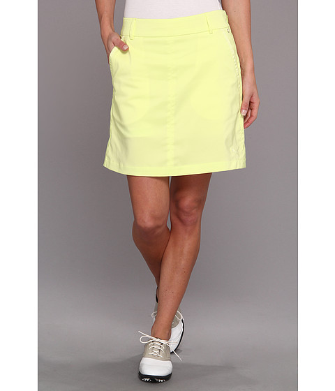 Fuste PUMA - Solid Tech Golf Skirt \14 - Sunny Lime