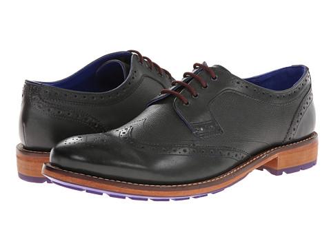 Pantofi Ted Baker - Cassiuss 3 - Dark Grey Leather