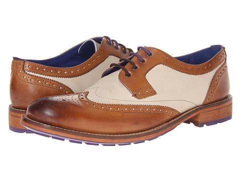 Pantofi Ted Baker - Cassiuss 3 - Tan/Cream