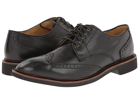 Pantofi Cole Haan - Phinney Wing Ox - Black