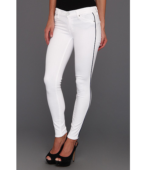 Blugi Textile Elizabeth and James - Cohen Pant in White - White