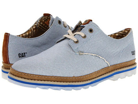 Pantofi Caterpillar - Cormac Canvas - Sky Blue