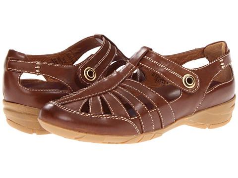 Pantofi Blondo - Begonia - Honey Brown Ortega Leather