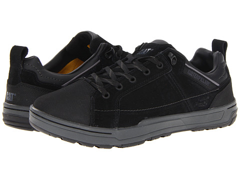 Poza Adidasi Caterpillar - Brode Soft Toe - Black Suede