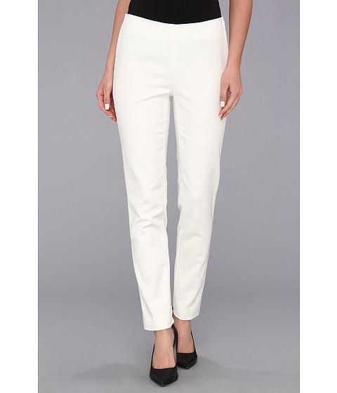 Pantaloni Vince Camuto - Side Zip Pant - New Ivory